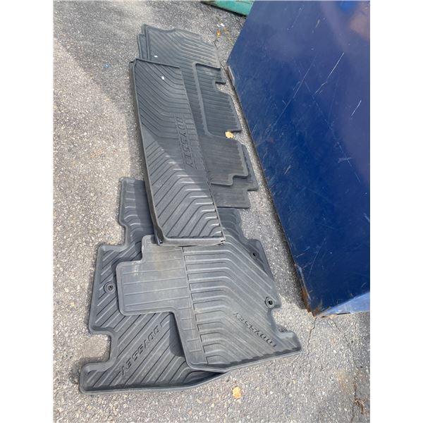 Honda Odyssey mats