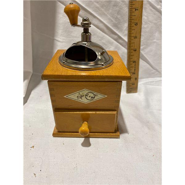 Coffee grinder needs tlc