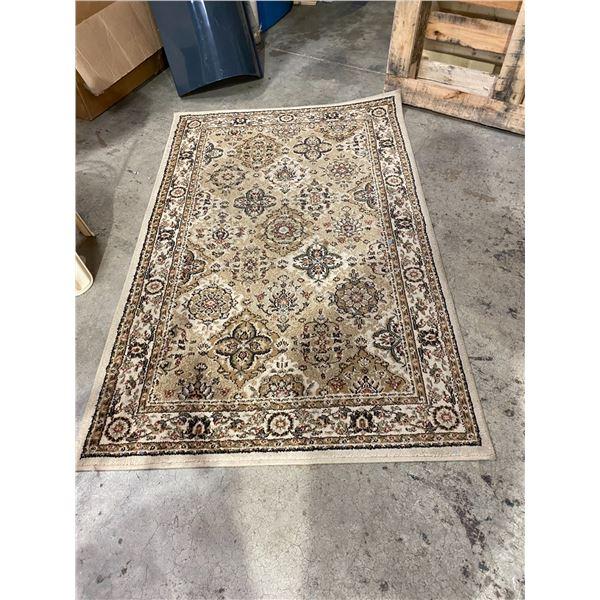 Area carpet 62x40 inches