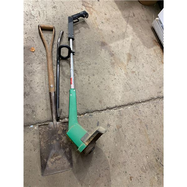 Weed eater and tools