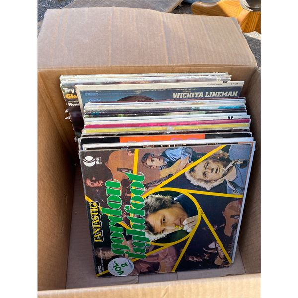 Lot of records