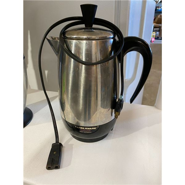 Farberware coffee pot