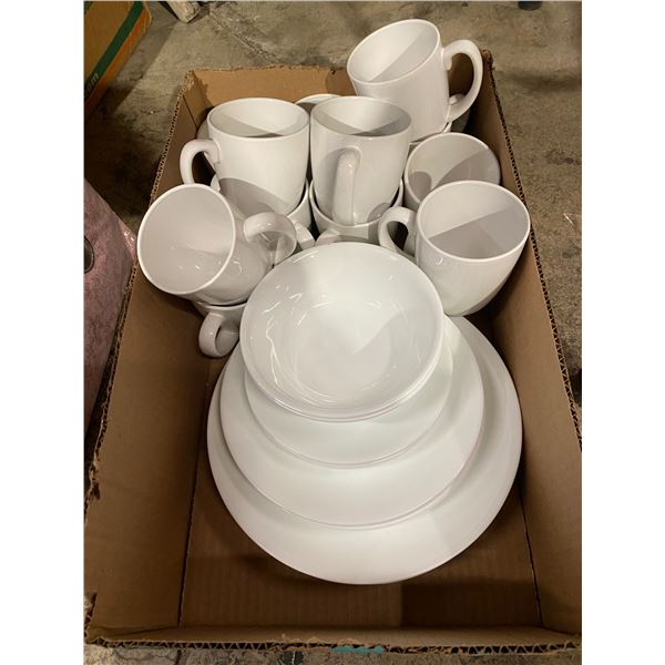 Corelle dished