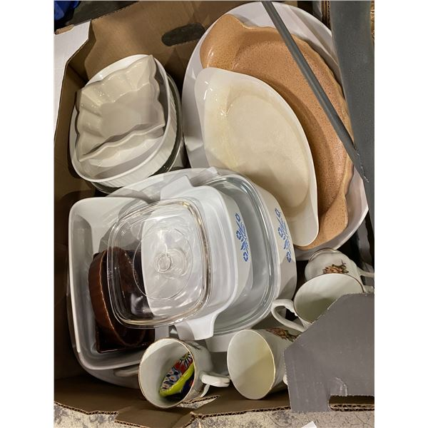 Corelle and other bake items