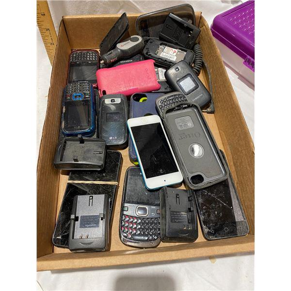 Phones for repair