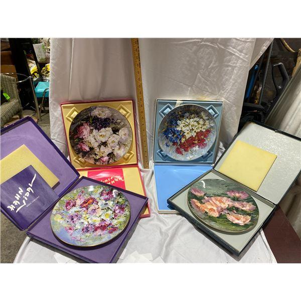 Royal Doulton collectible plates