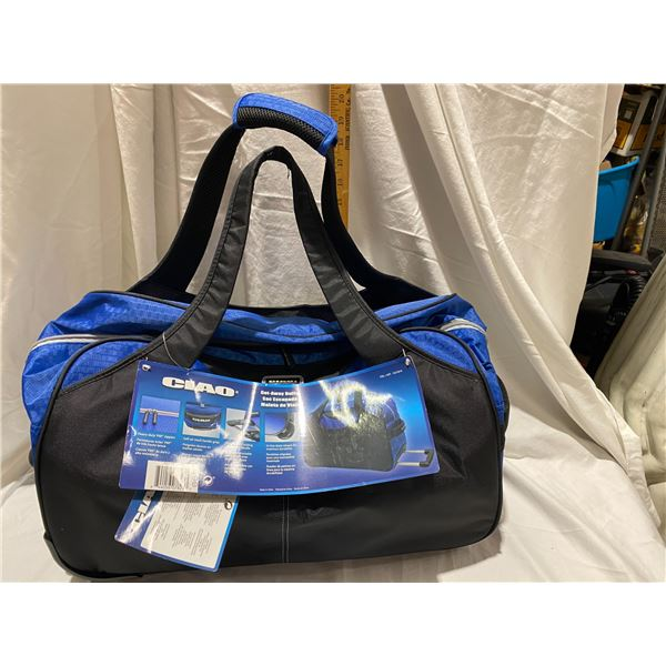 Ciao duffle bag new with tags