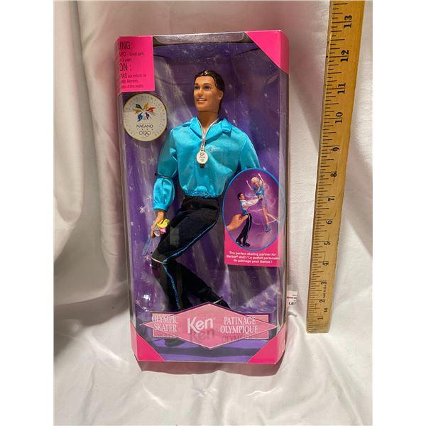 Olympic skater Ken