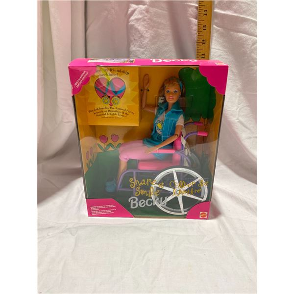Share a smile Becky by Mattel