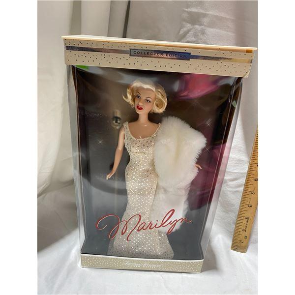 Marilyn timeless treasures from Mattel