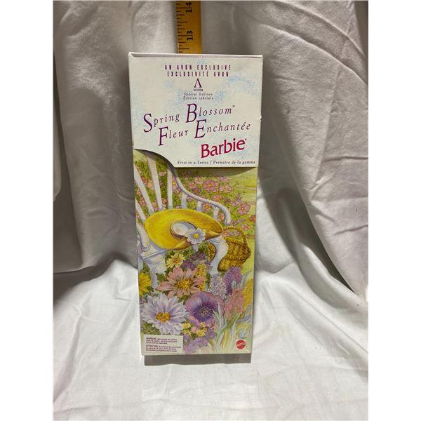 Barbie sprig blossom Avon sealed
