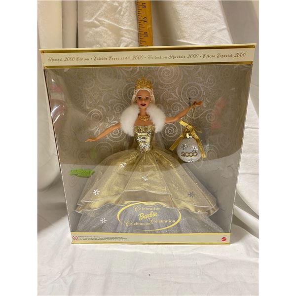 Celebration Barbie 2000