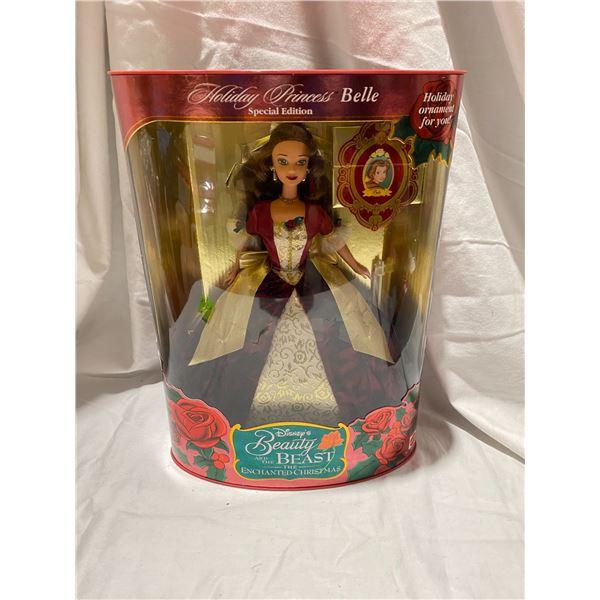 Holiday Princess Belle
