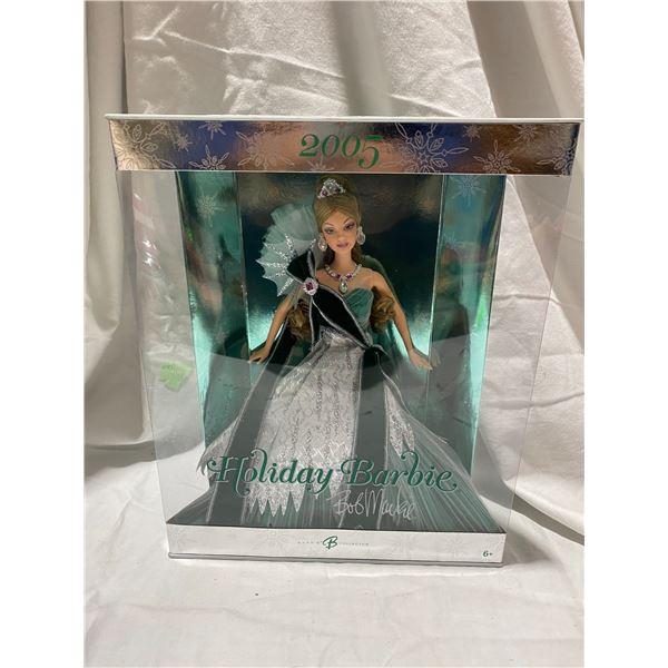 2005 Holiday Barbie Bob Mackie
