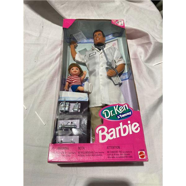 Dr.Ken & Tommy Barbie