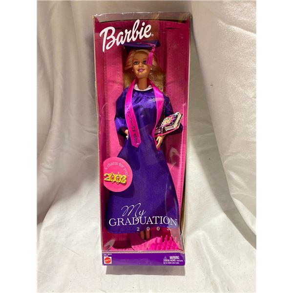 My Graduation 2003 Barbie