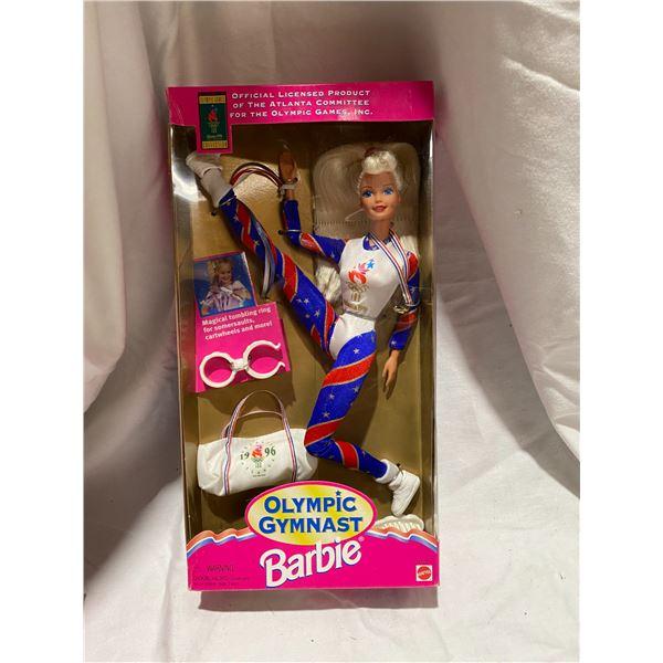 Olympic Gymnast Barbie