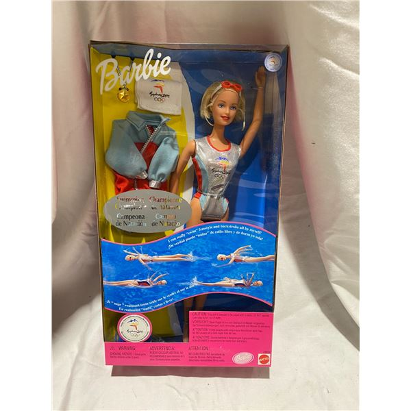 Swimmer Champion Barbie
