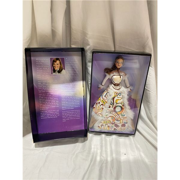Inuit Legend Barbie collectible