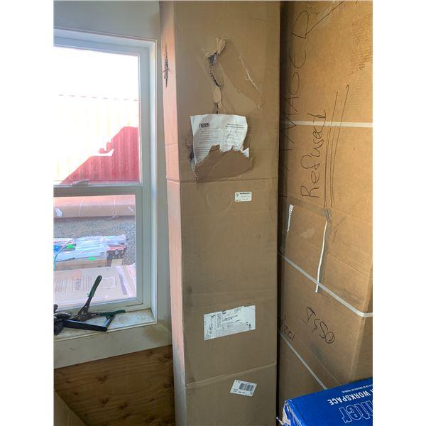 NEXERA 346005 QUEEN SIZE PLATFORM BED NATURAL MAPLE 1001031681