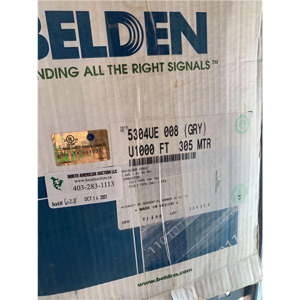 ALMOST FULL BOX BELDEN 5340UE