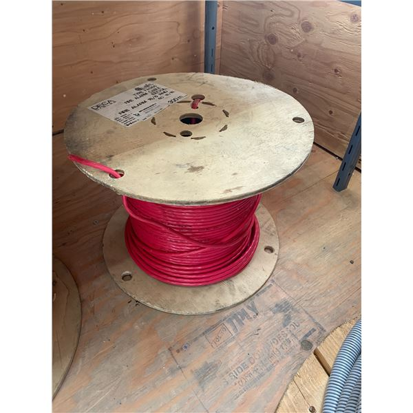 SPOOL DECA CABLE FIRE ALARM CABLE 18/6