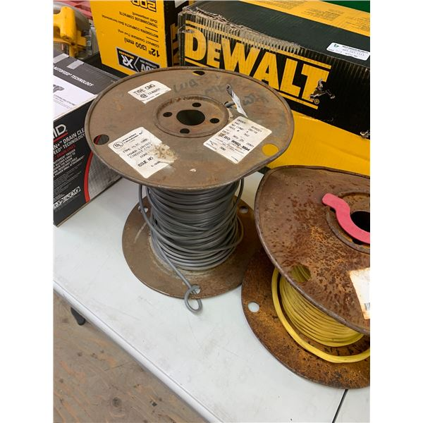HALF SPOOL WATER METER WIRE 4 COND