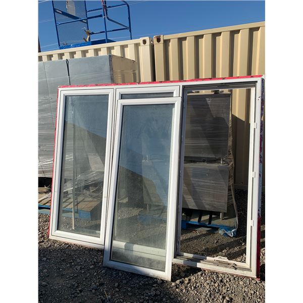 WINDOW ROUGH OPENING 88 X 70 ONE END OPENS