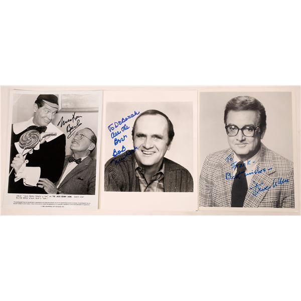Funny Men Autographed Photos  [127026]