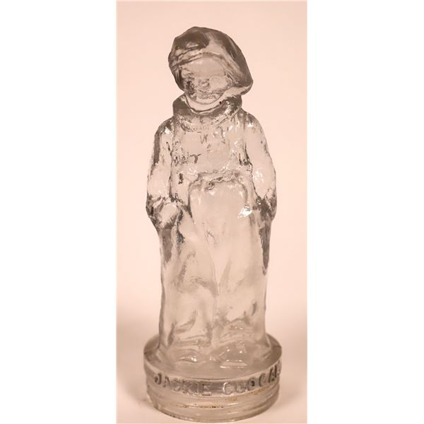 Jackie Coogan Candy Container  [141069]