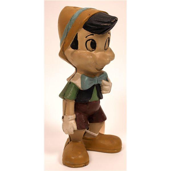 Pinocchio Cast Iron Bank  [141060]