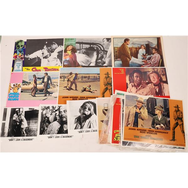 Movie Lobby Card Collection  [140051]