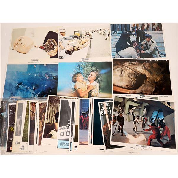 Movie Lobby Cards Science Fiction Themed  [139949]