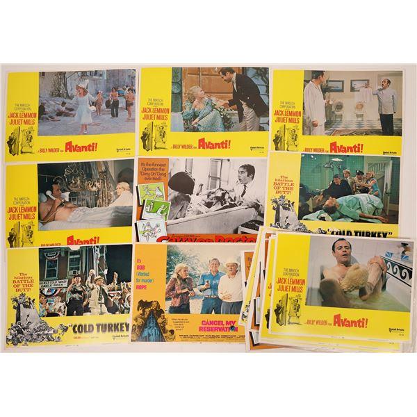 Movie Lobby Cards, Comedy Themed  [139955]