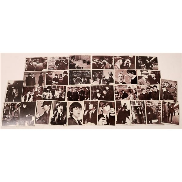 Beatles Trading Cards  [139250]