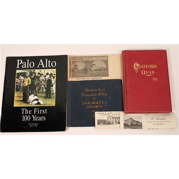 Palo Alto & Stanford Collection (6)  [139481]