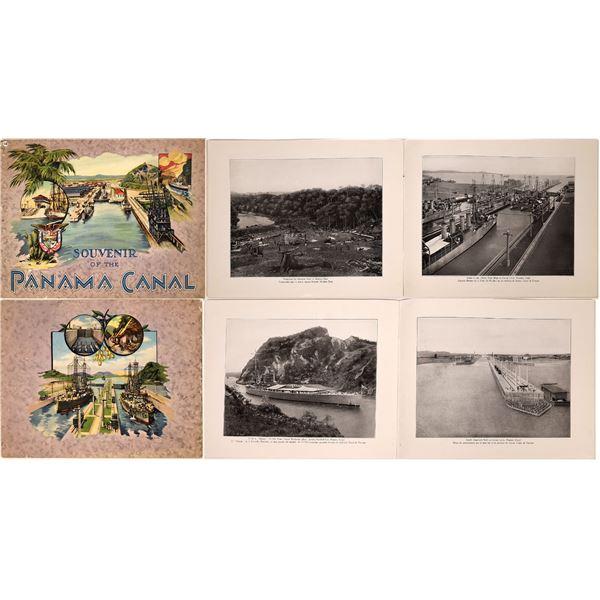 Souvenir of the Panama Canal  [139665]