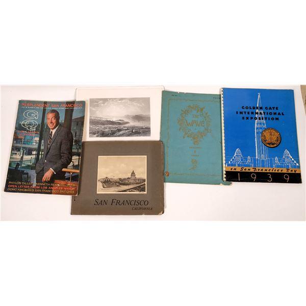 San Francisco Ephemera Collection  [138555]
