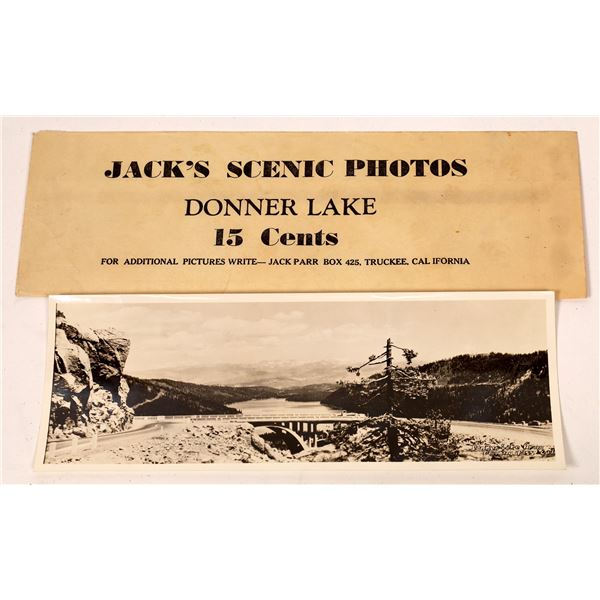Donner Lake by Jack's Scenic Photos  [137988]
