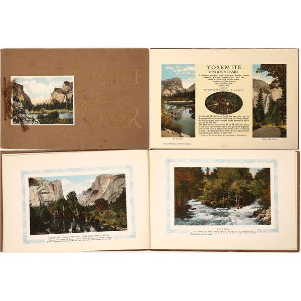 Yosemite Photo Album  [139157]