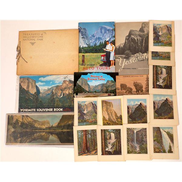 Yosemite/Yellowstone Collection  [138143]