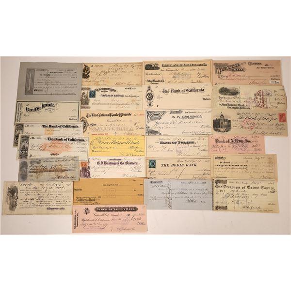 Vintage California Check Collection  [138471]
