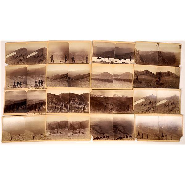 Stereoviews of Colorado by Charles Goodman  [137888]