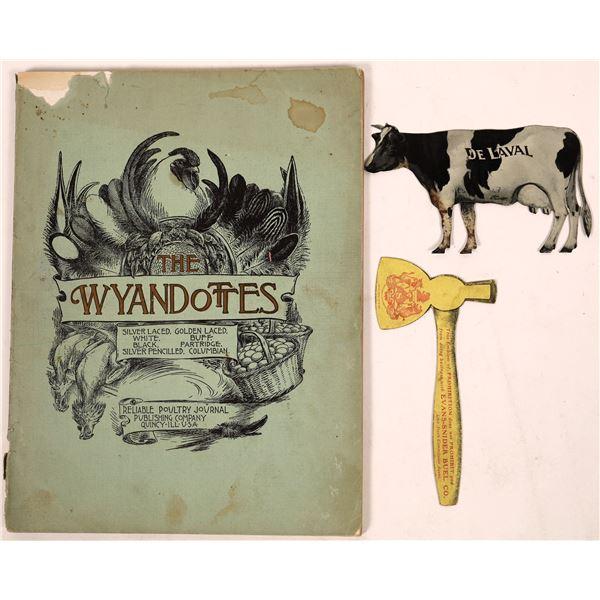 Wyandotte Poultry Journal  [127008]