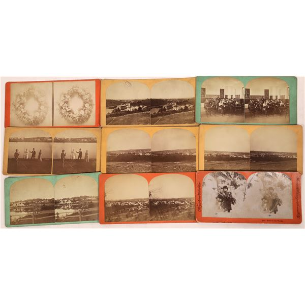 Stereo Views of Winchester, Mass (9)  [129719]
