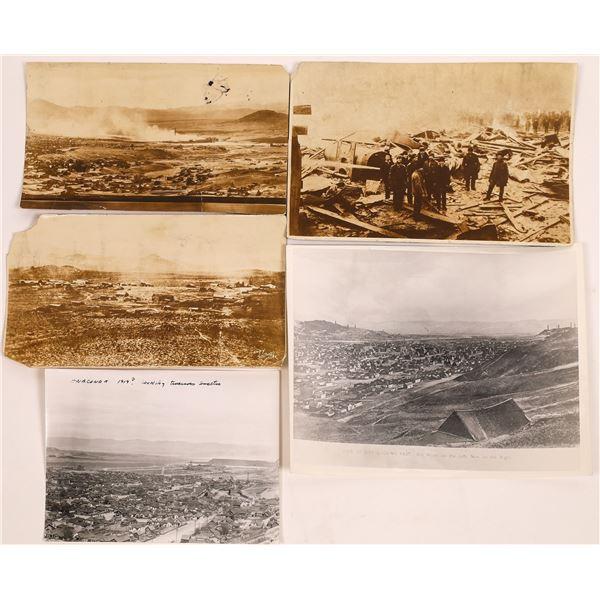 Butte Montana Early Photos (5)  [128981]