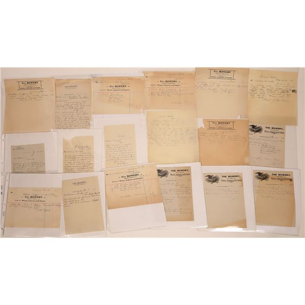 Cleveland Letter Correspondence Collection  [140895]