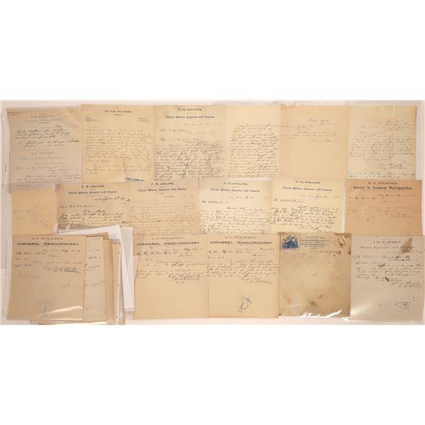 Craig, Montana Correspondence Group  [140840]