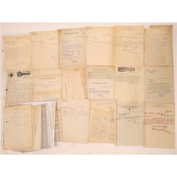 Malta Letter Correspondence Collection   [140908]