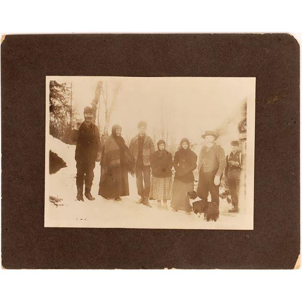 Marysville Family Photo   [140440]